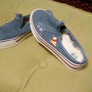 Winnie the Pooh Sneaker Slides